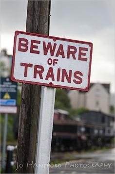 Jo Hansford Photography - trains