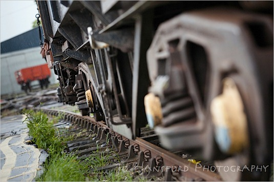 Jo Hansford Photography - trains