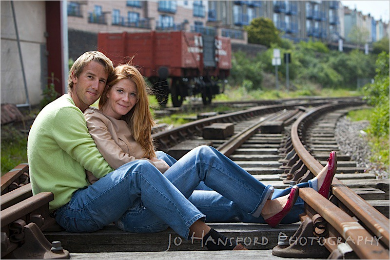 Jo Hansford Photography - engagement