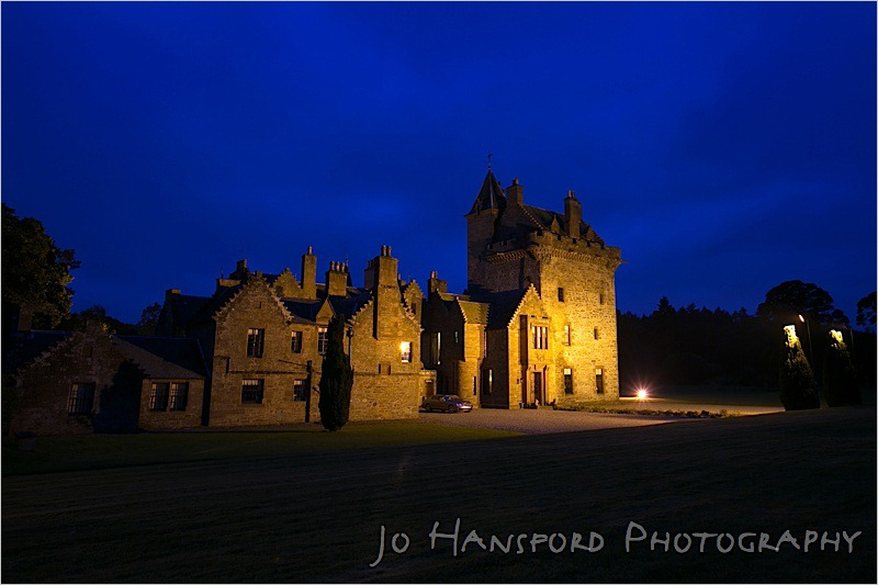 Jo Hansford Photography - Guthrie Castle Weddings