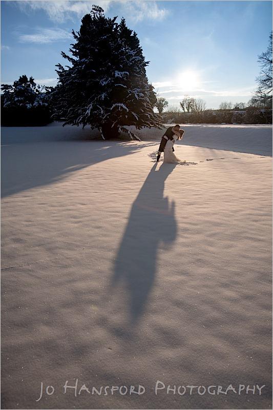 Jo Hansford Photography - winter weddings