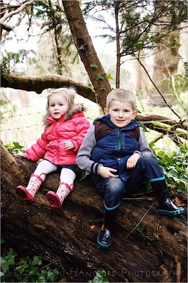 Jo Hansford Photography - family shoot