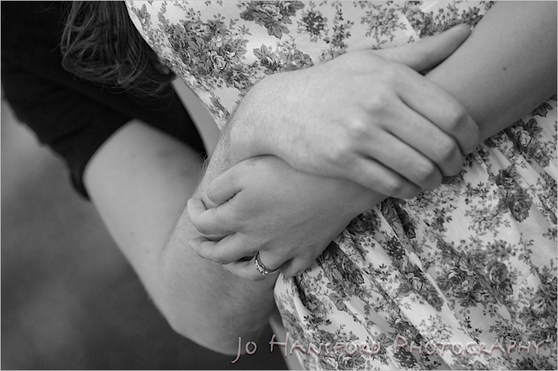 Jo Hansford Photography - Engagement shoot
