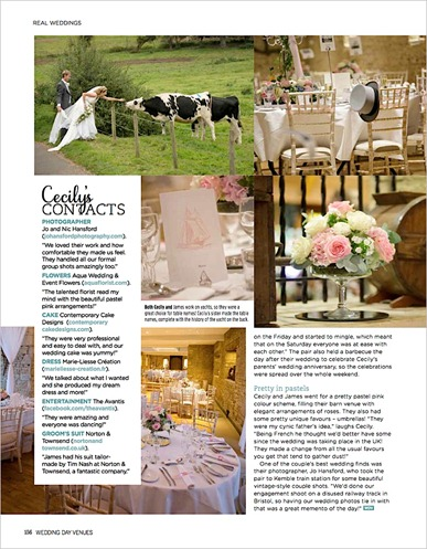Jo Hansford Photography - Wedding Day Venues