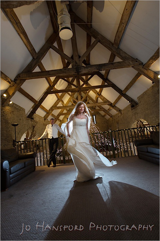 Jo Hansford Photography - The Great Tythe Barn, Tetbury