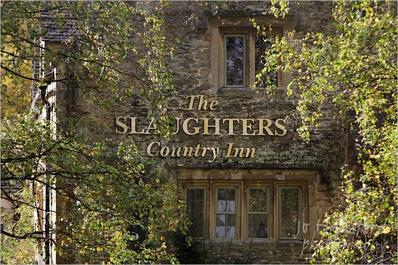 Jo Hansford Photography - Slaughters Inn
