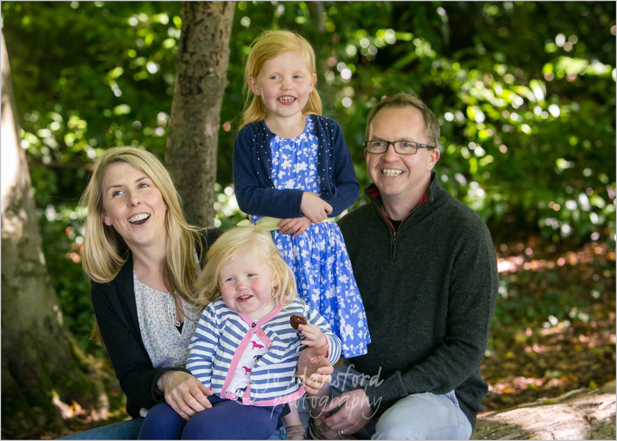 Family portrait photoshoot Bristol – Rosie and Eva