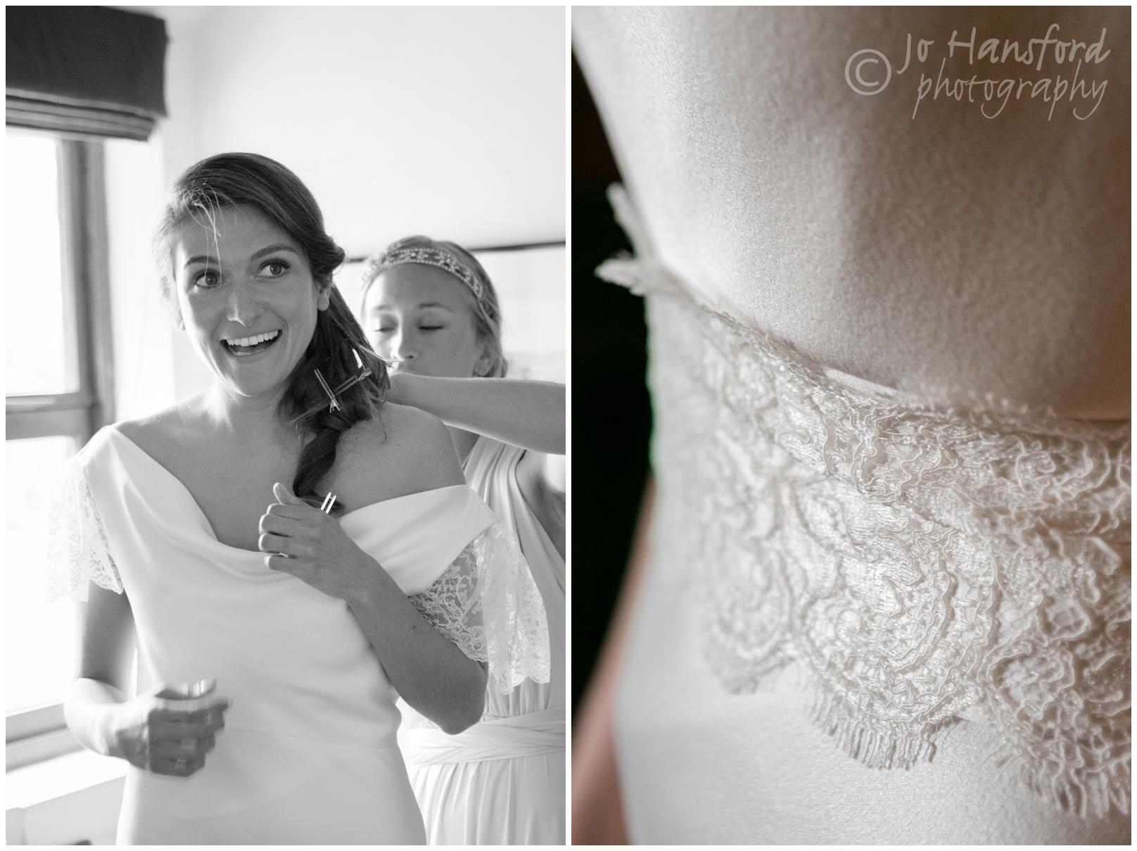Great Tythe Barn wedding – Bella & Jim\'s sunny 20\'s themed day ...