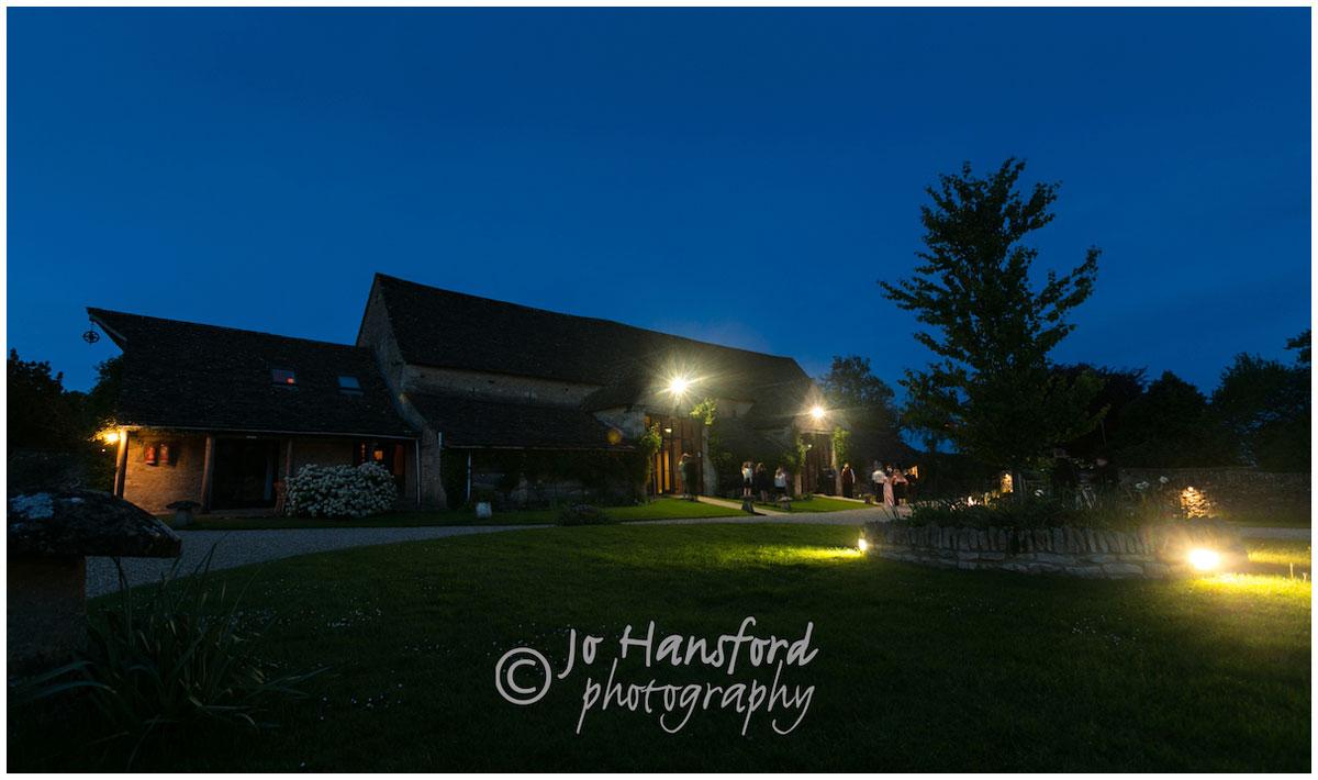 Great Tythe Barn Jo Hansford