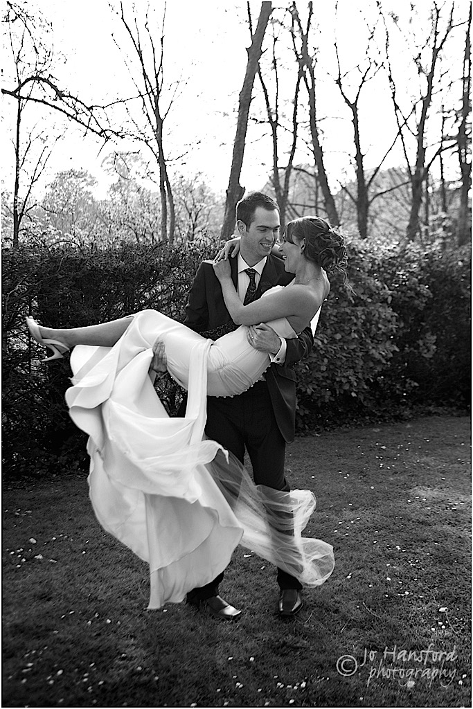 Peterstone Court wedding – From the Archives