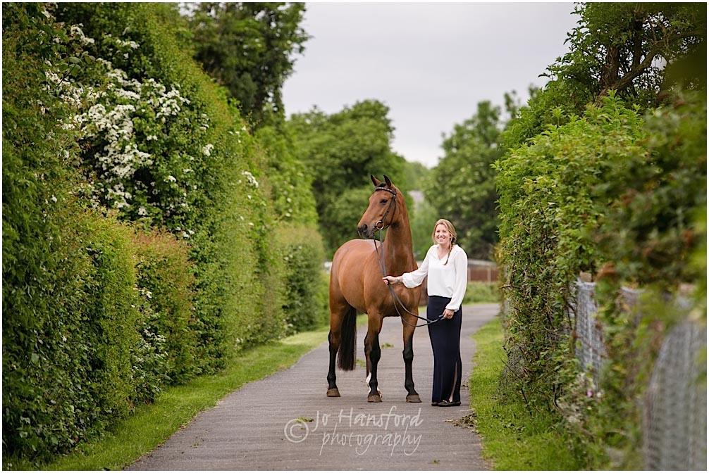 Horse photography London Jo Hansford