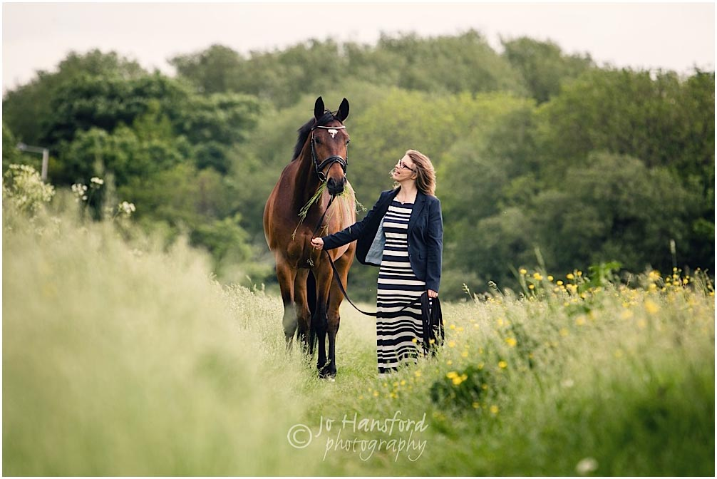Horse photography London Jo Hansford