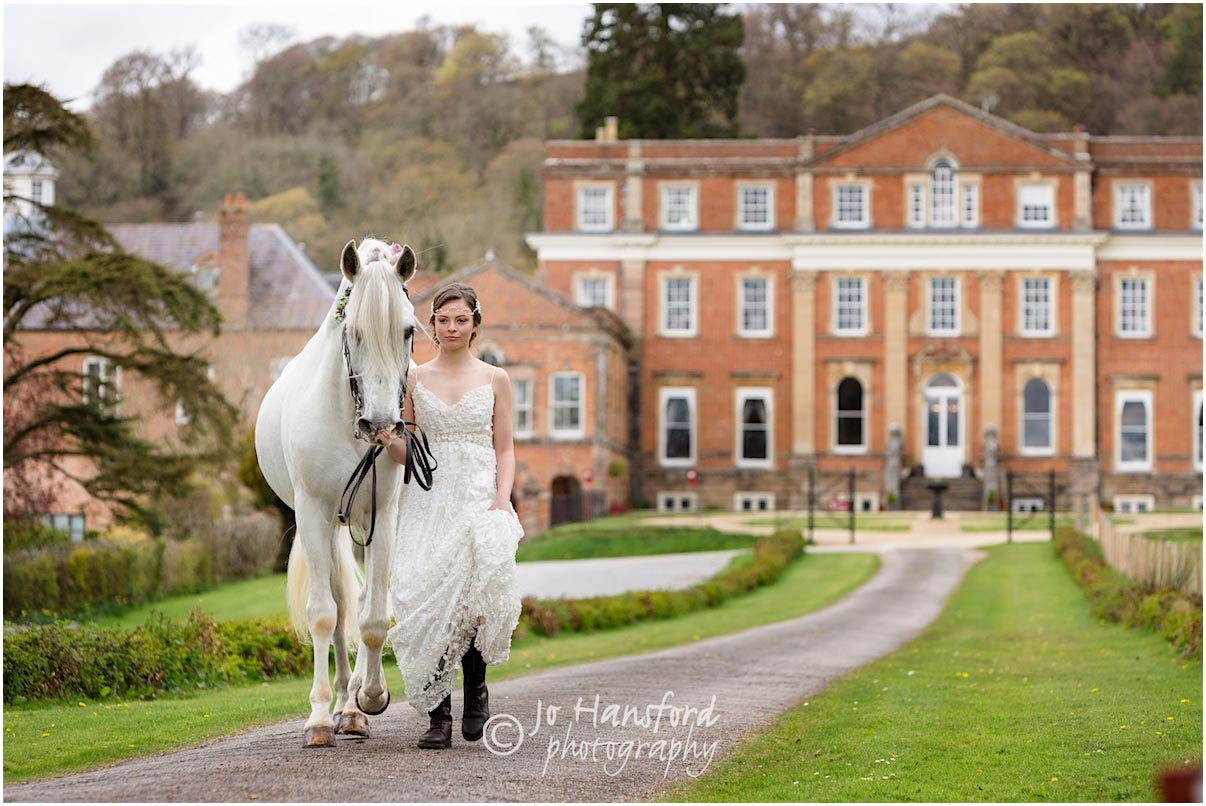 Bridal Equine Photography Jo Hansford