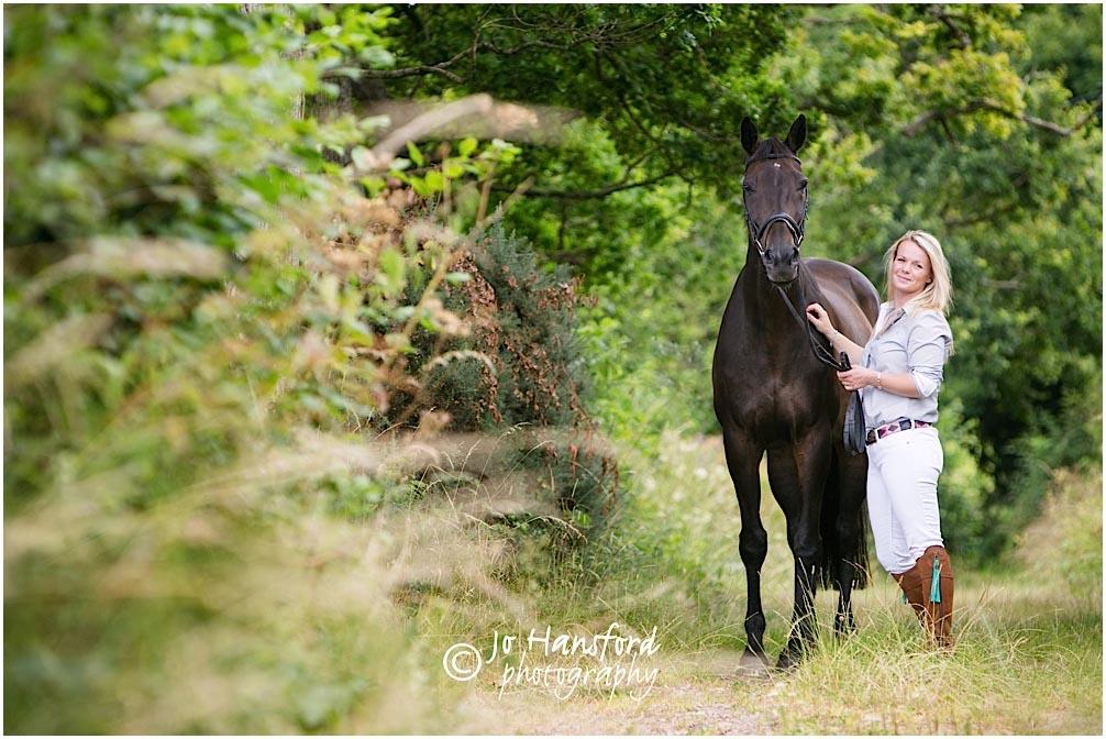 Horse photography Somerset Jo Hansford