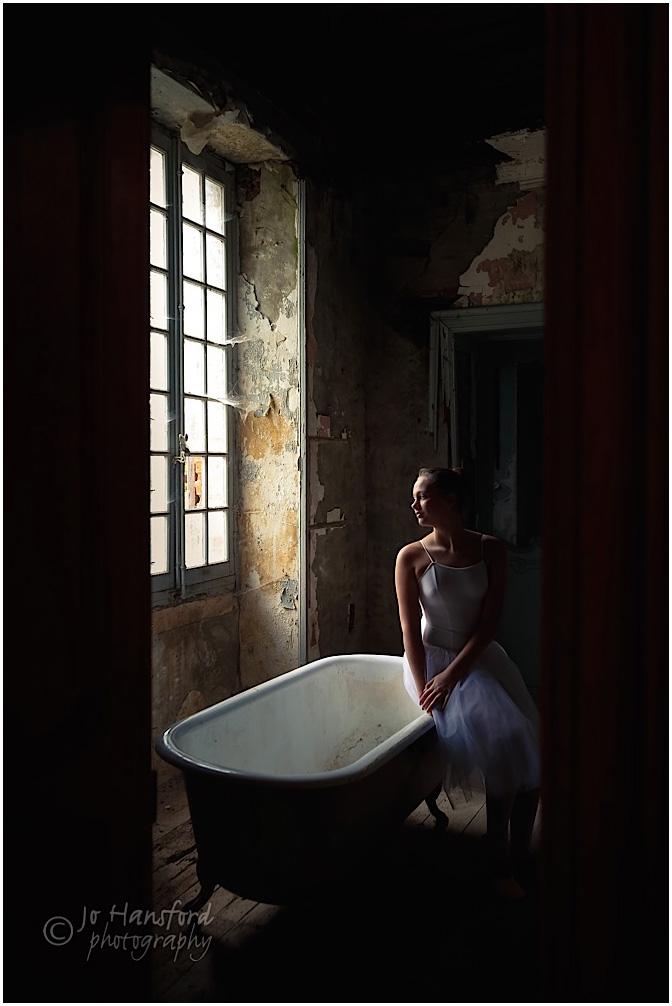 Portrait Photography Jo Hansford