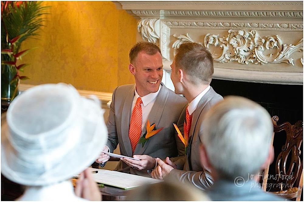 Ston Easton Park wedding Jo Hansford Photography