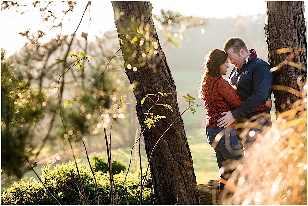 Whatley Manor engagement photoshoot – Simon & Noreen