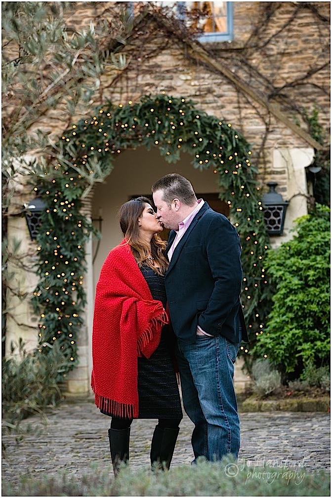 Whatley Manor engagement Jo Hansford