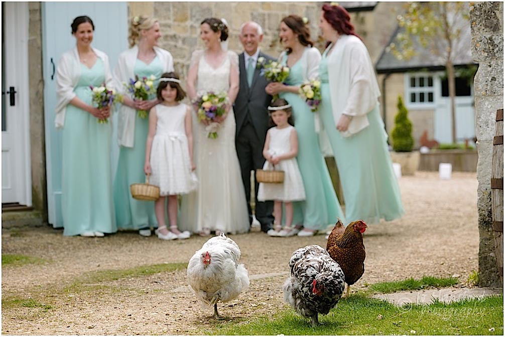 Ashley Wood Farm wedding Jo Hansford