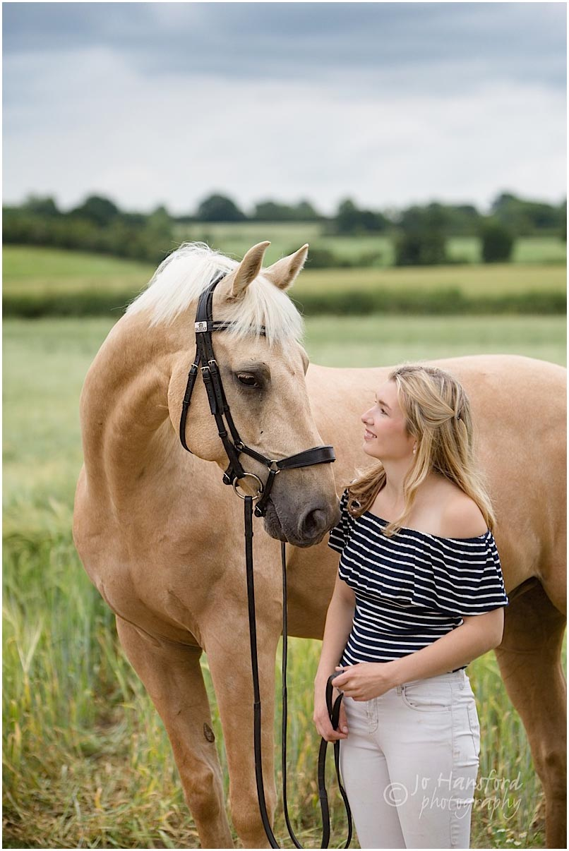 Cotswold horse photography Jo Hansford