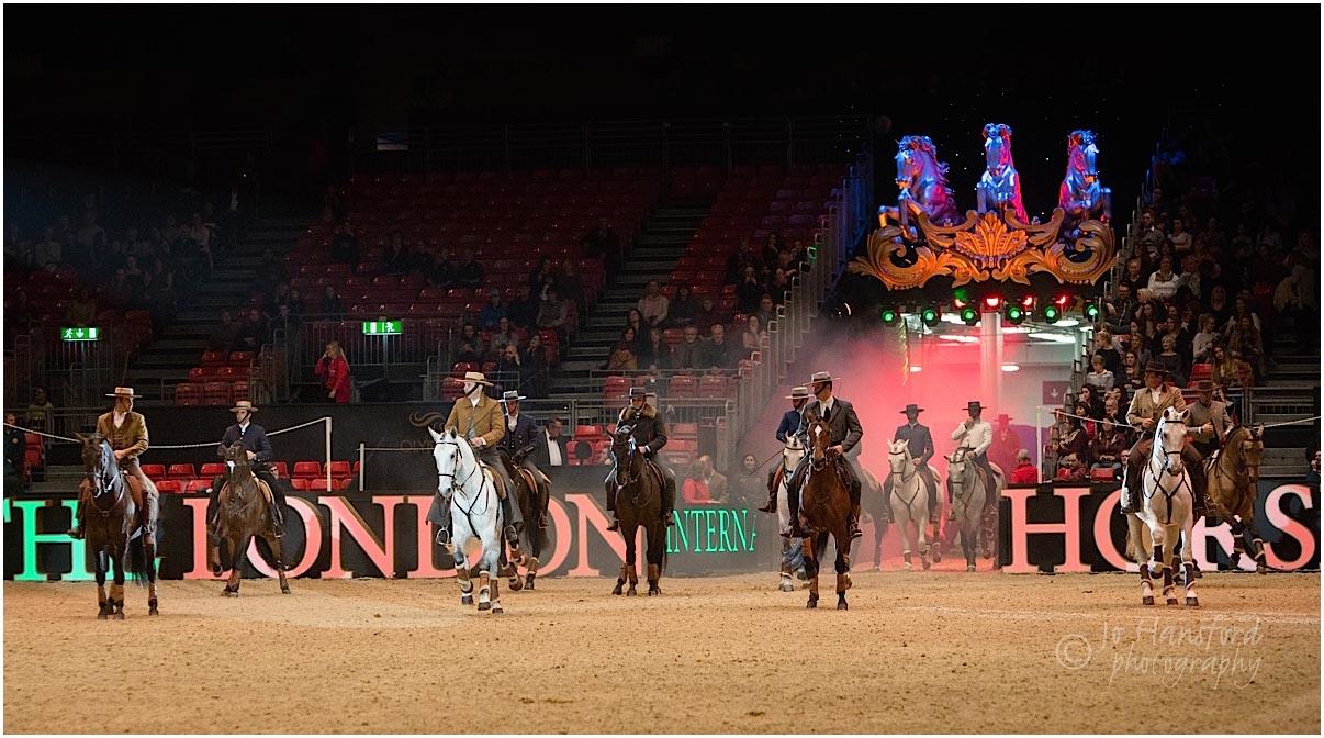 Olympia Horse Show 2016 Jo Hansford