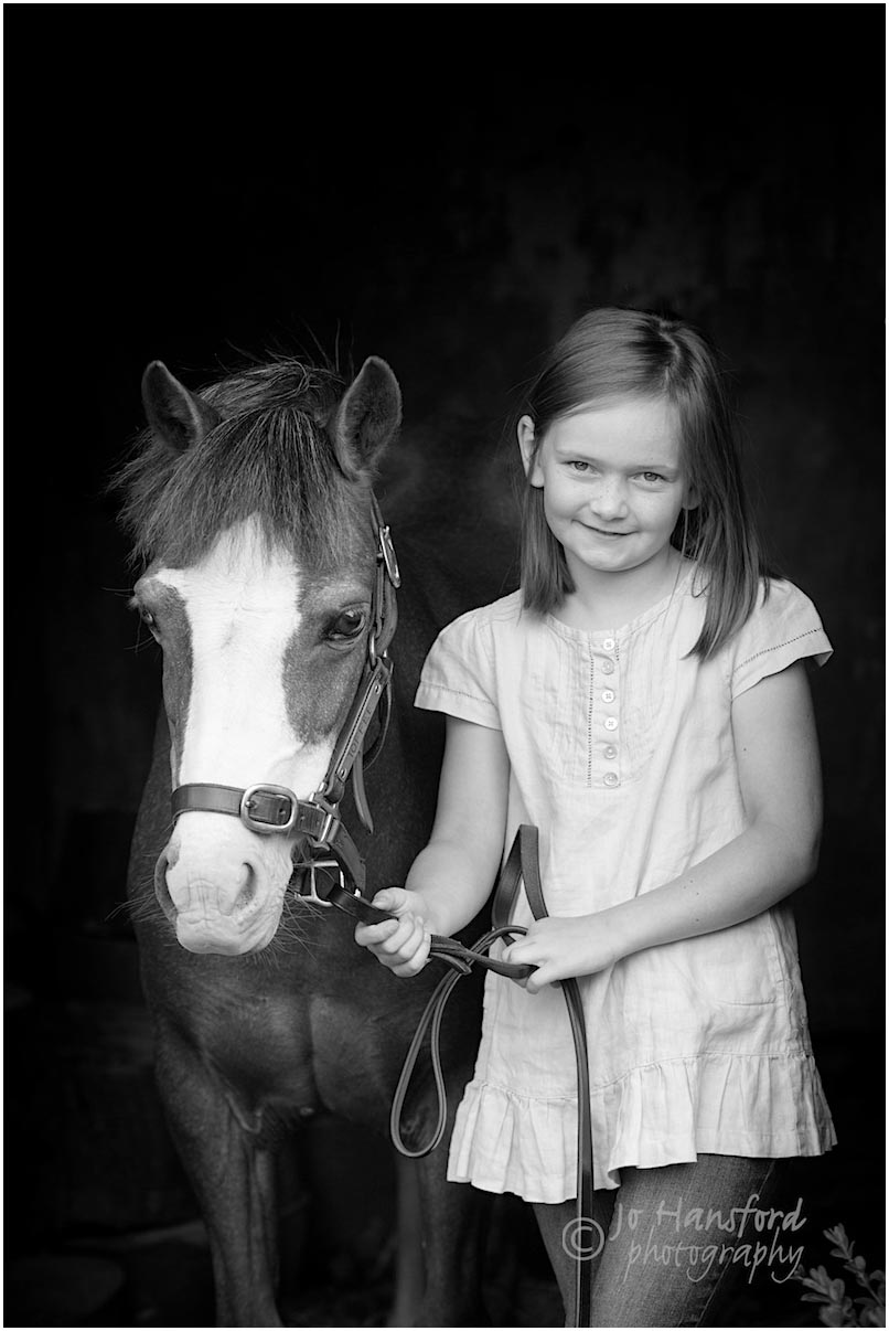 Horse photographer Kent Jo Hansford