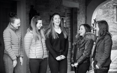 Young Sponsored Riders 2018 with Natasha Baker – Lydia, Rachel & Lottie