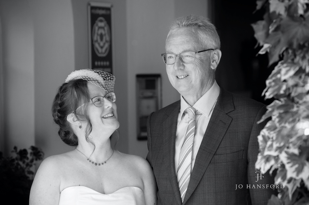 The Priory Bath wedding Jo Hansford