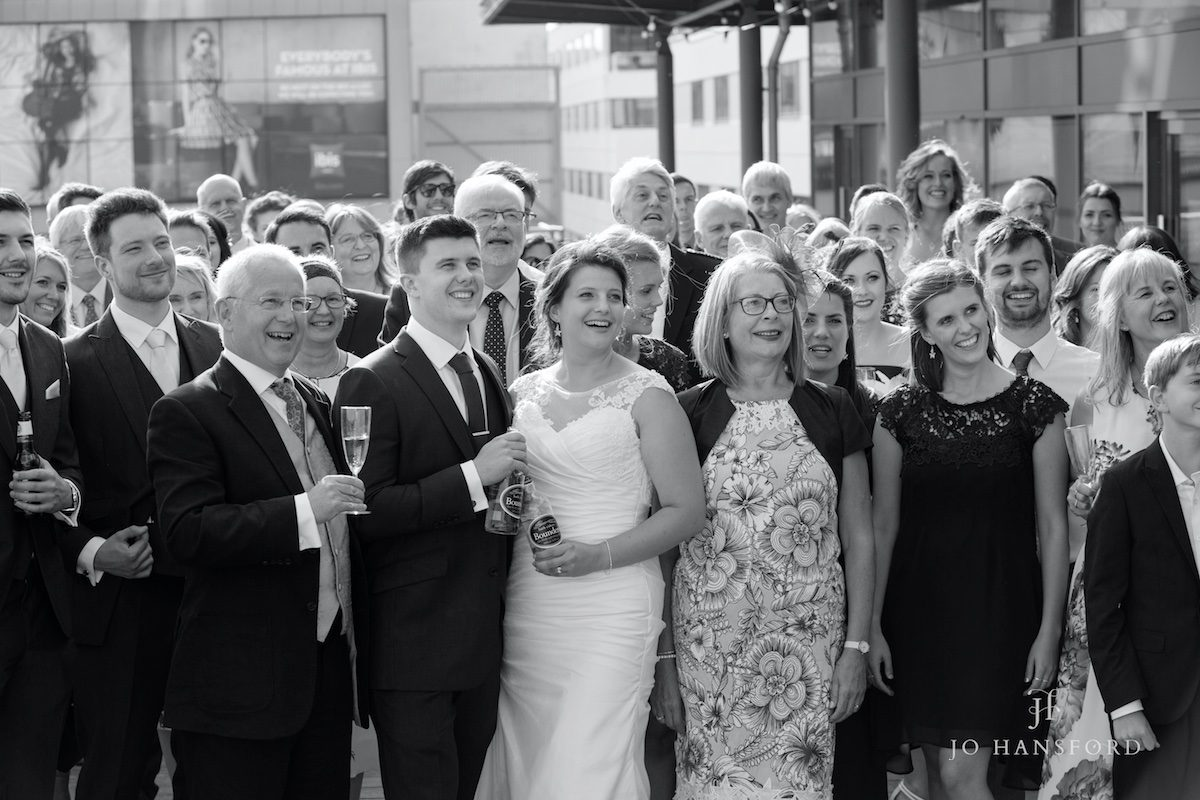 Bristol wedding photographer Jo Hansford