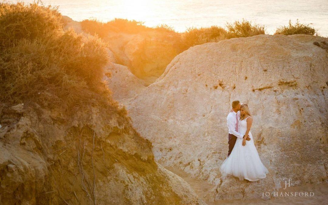 Algarve wedding at Vidamar Resort – Juliana & Charlie