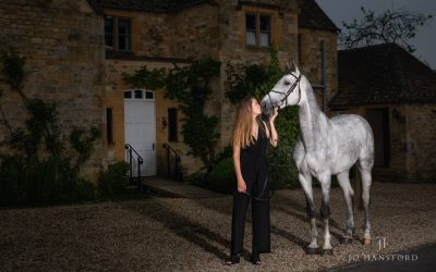 Equine photography Cotswolds – Lydia & Leo