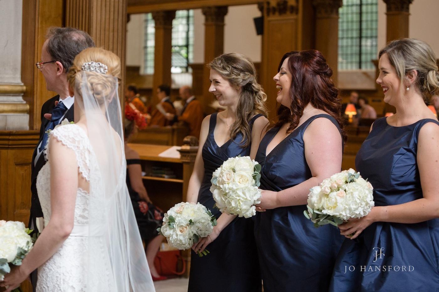 London wedding photographer Jo Hansford