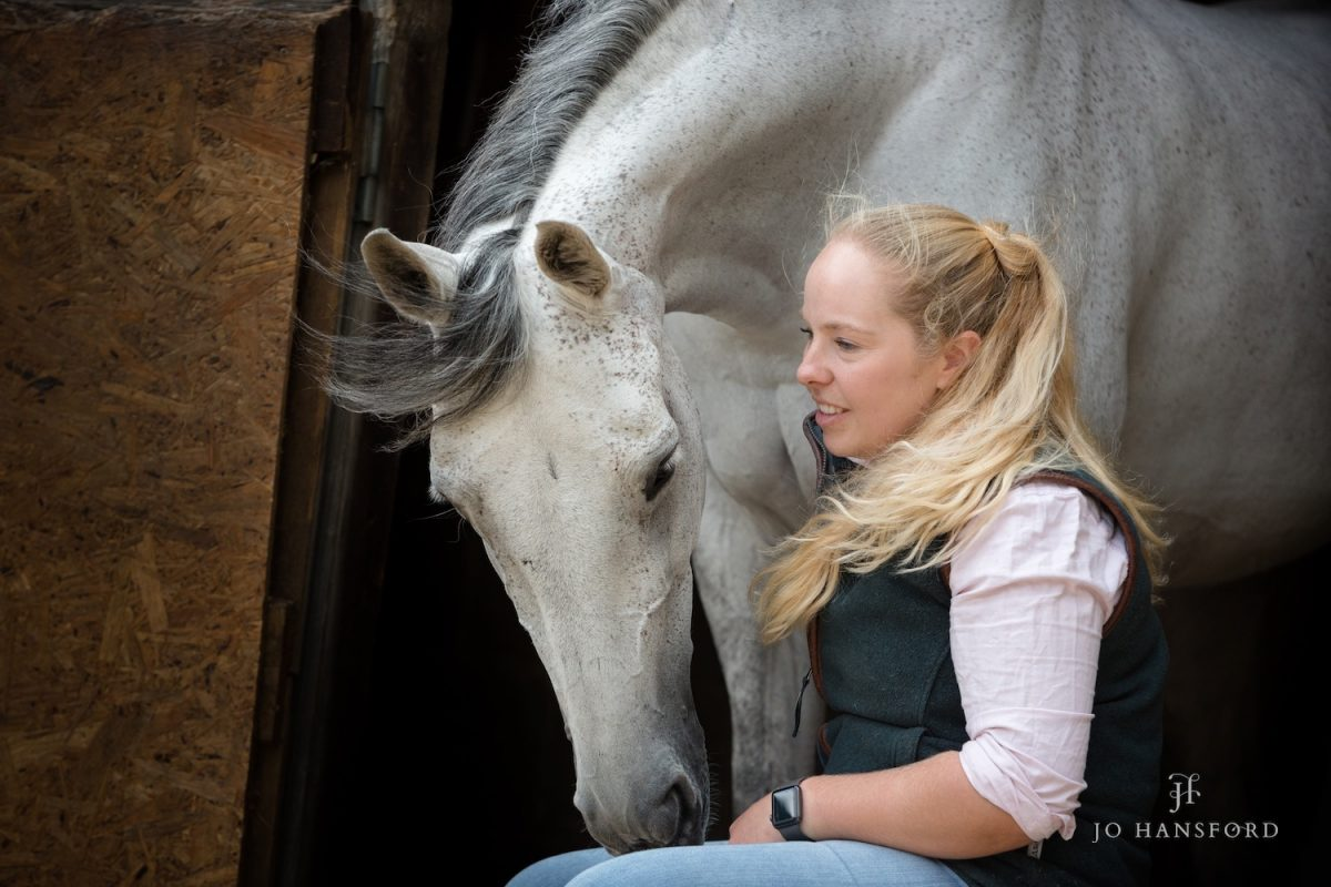 Horse photographer Wiltshire Jo Hansford