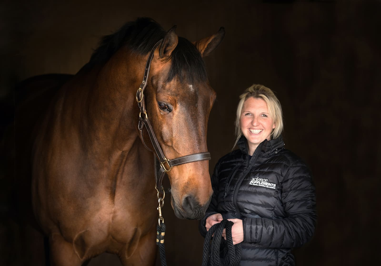 Commercial equine photographer Jo Hansford