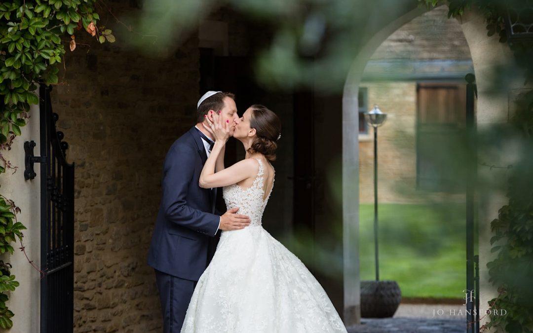Whatley Manor wedding – Bea and Jonathan