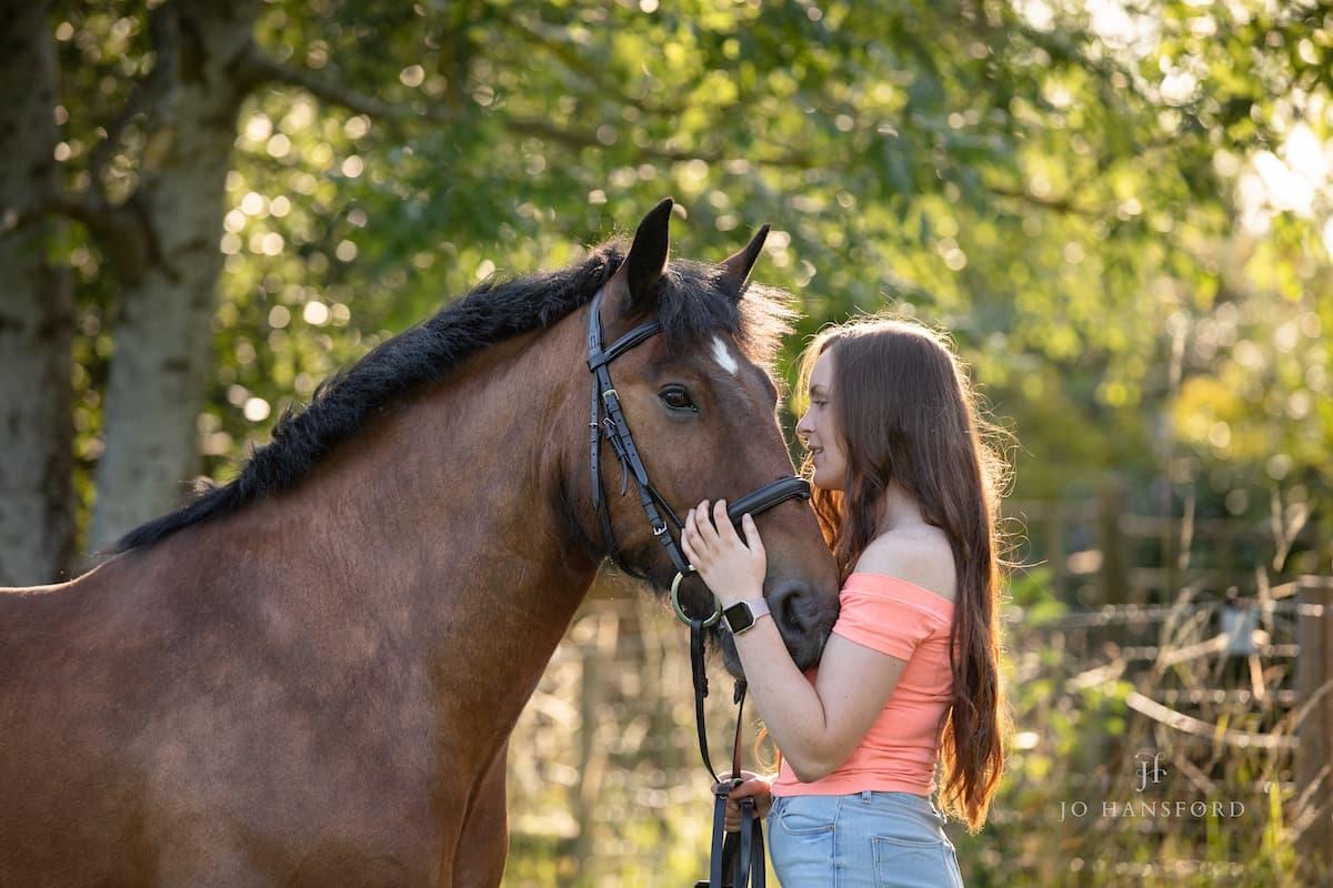 Horse photography Cheltenham Jo Hansford