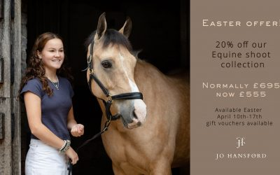 Equine shoot collection Easter offer!