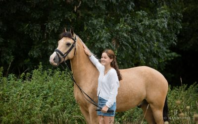 Guest blog by our 2019 Young Sponsored Rider Laura