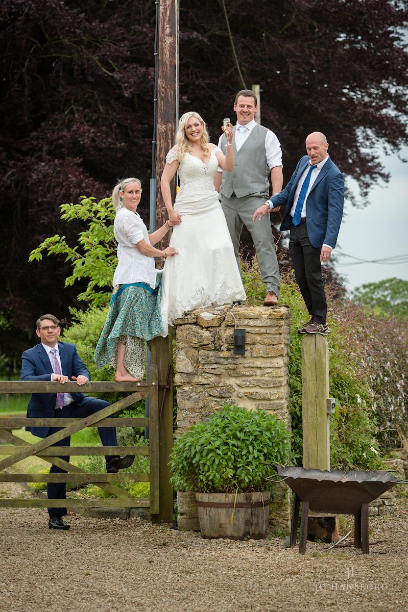 Cotswold wedding Jo Hansford