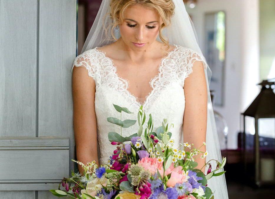 Dee & Ben featured in Your Glos & Wilts wedding magazine!