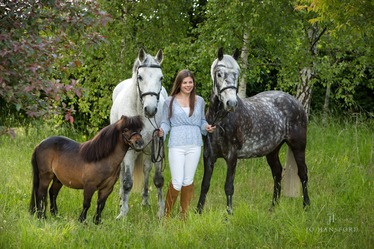 Berkshire Equine photographer Jo Hansford