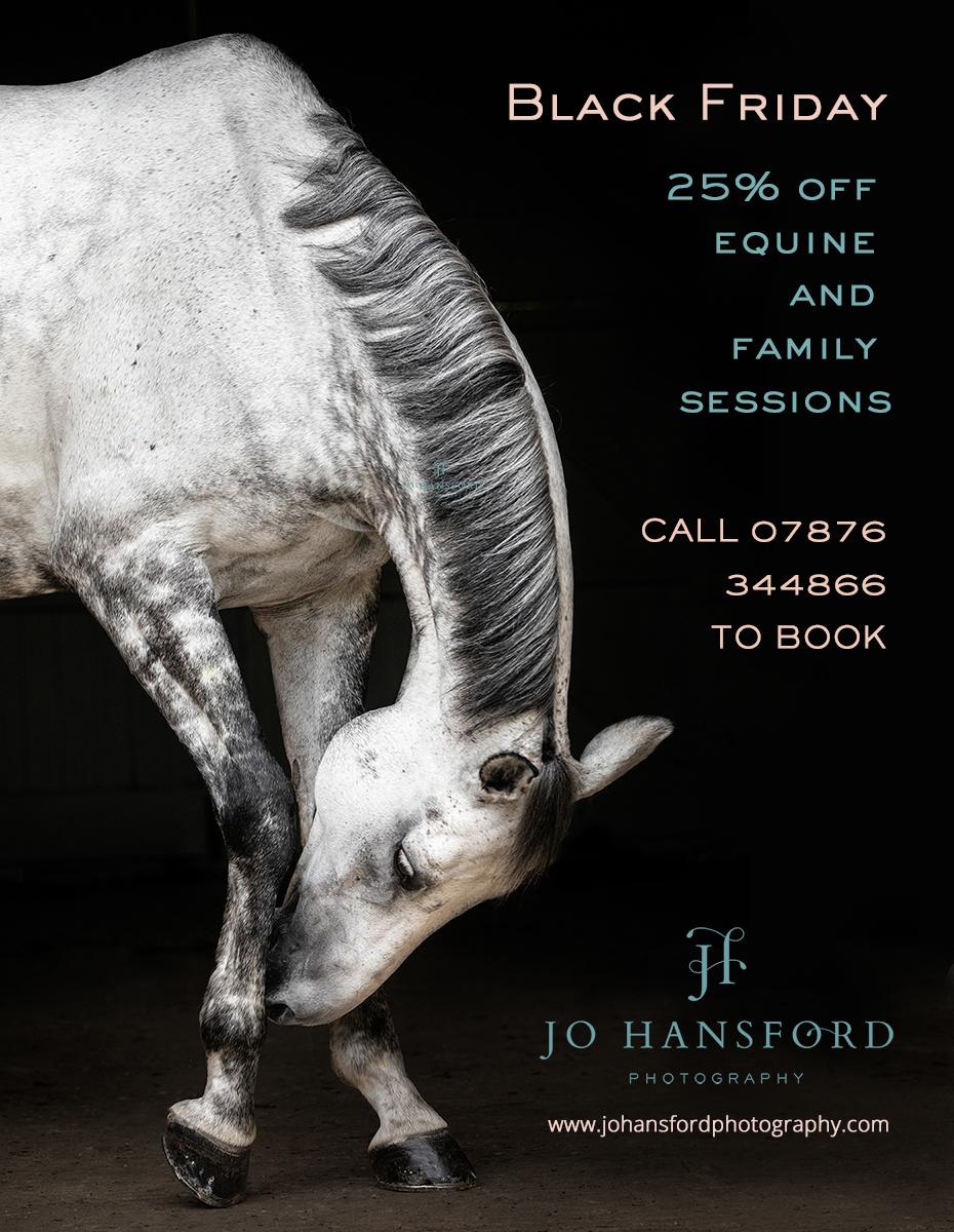 Black Friday offer 2020 Jo Hansford Photography