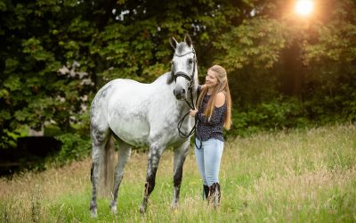 Equine photography Cotswolds- Rachel & Shimmer